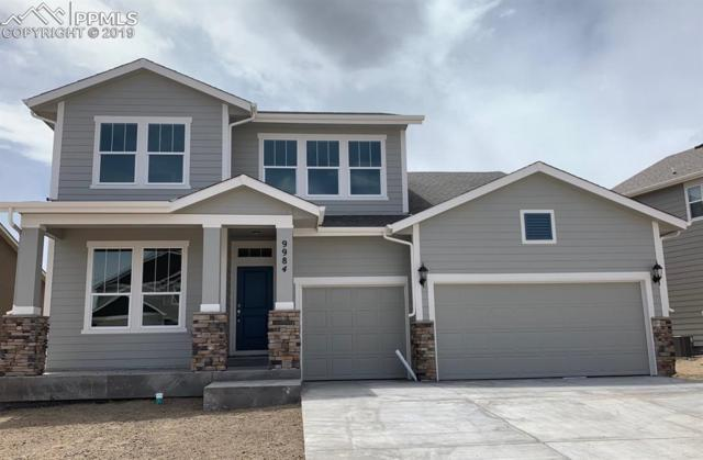 9984 Morning Vista Drive, Peyton, CO 80831 (#9472182) :: The Peak Properties Group