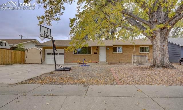 22 Lawrence Avenue, Colorado Springs, CO 80909 (#9472848) :: The Treasure Davis Team