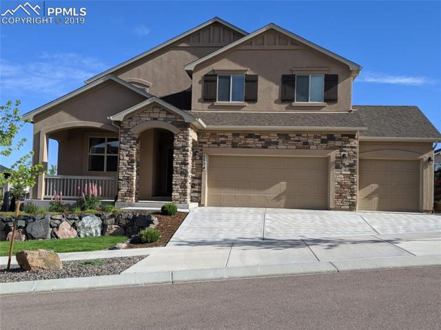 1354 Morro Bay Way, Colorado Springs, CO 80921 (#9475023) :: The Hunstiger Team