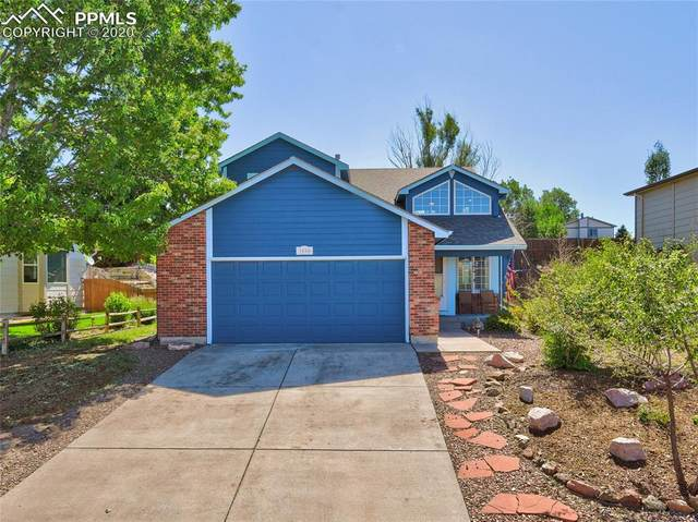 3550 Richmond Drive, Colorado Springs, CO 80922 (#9479522) :: The Kibler Group