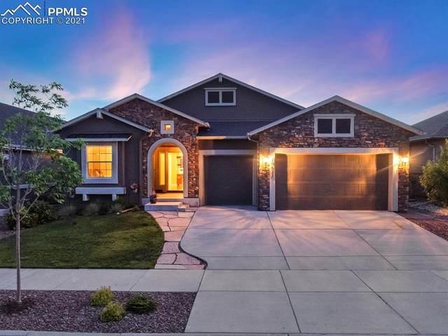 10622 Forest Creek Drive, Colorado Springs, CO 80908 (#9480775) :: The Treasure Davis Team   eXp Realty