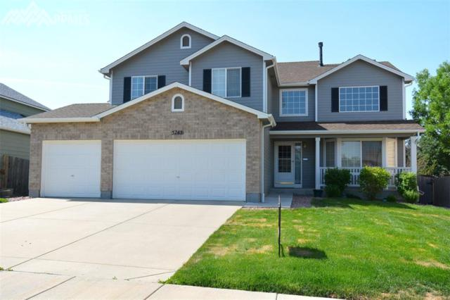 5745 Huerfano Drive, Colorado Springs, CO 80923 (#9481879) :: The Treasure Davis Team