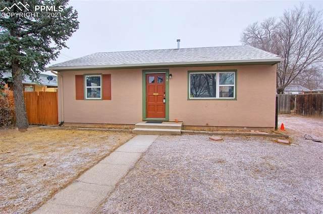 543 William Avenue, Colorado Springs, CO 80905 (#9482240) :: CC Signature Group