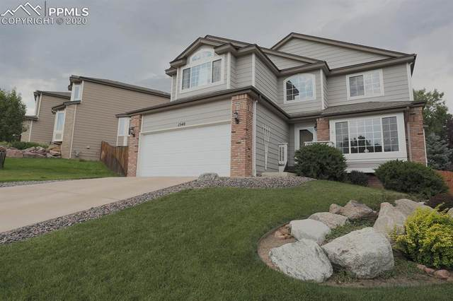 1540 Owl Ridge Drive, Colorado Springs, CO 80919 (#9483260) :: Tommy Daly Home Team