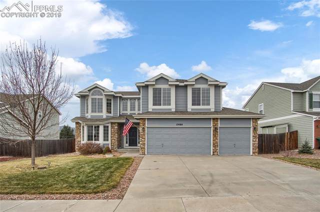 17480 Crestview Court, Monument, CO 80132 (#9484382) :: Compass Colorado Realty
