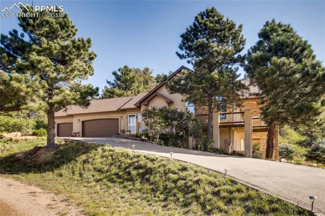 140 Star View Circle, Palmer Lake, CO 80133 (#9486412) :: 8z Real Estate