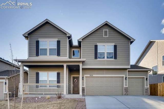 7032 New Meadow Drive, Colorado Springs, CO 80923 (#9487051) :: The Daniels Team