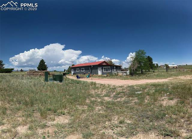 5585 Good Fortune Road, Peyton, CO 80831 (#9487634) :: CC Signature Group