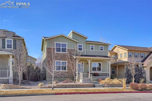 238 S Raven Mine Drive, Colorado Springs, CO 80905 (#9488320) :: Action Team Realty