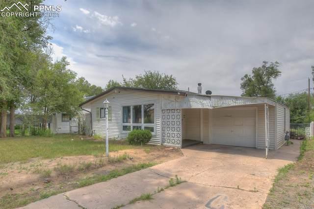 106 Linden Drive, Colorado Springs, CO 80911 (#9489071) :: Action Team Realty