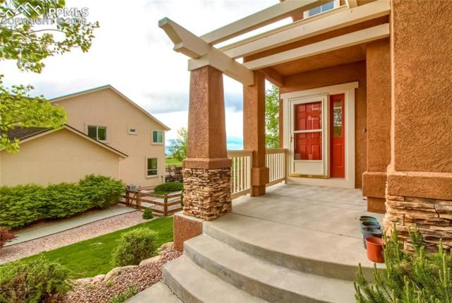 154 Saber Creek Drive, Monument, CO 80132 (#9490395) :: Action Team Realty