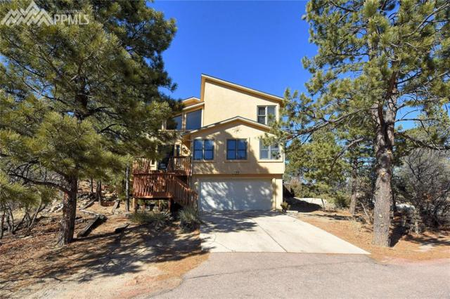 765 Carved Terrace, Colorado Springs, CO 80919 (#9490520) :: Jason Daniels & Associates at RE/MAX Millennium