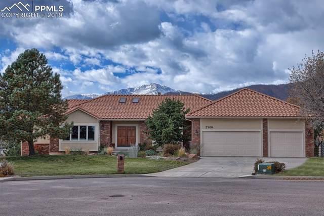 2560 Oak Hills Drive, Colorado Springs, CO 80919 (#9491300) :: The Peak Properties Group