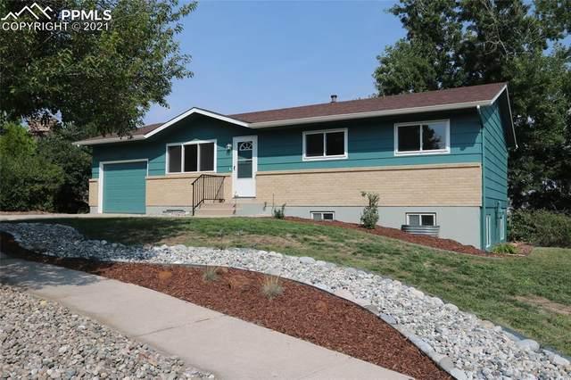 1225 Hole Circle, Colorado Springs, CO 80915 (#9492113) :: The Kibler Group