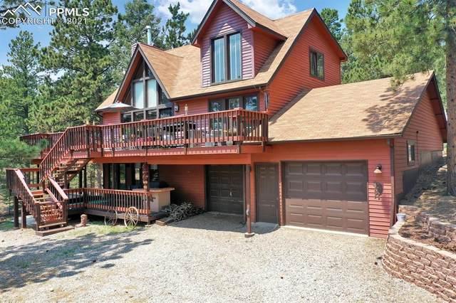47 Aspen Drive, Woodland Park, CO 80863 (#9492845) :: The Dixon Group
