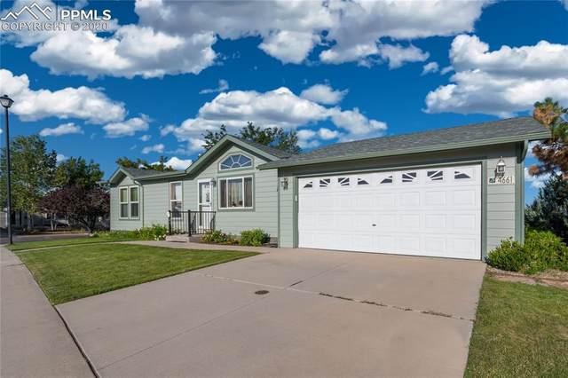 4661 Gray Fox Heights, Colorado Springs, CO 80922 (#9493527) :: Compass Colorado Realty