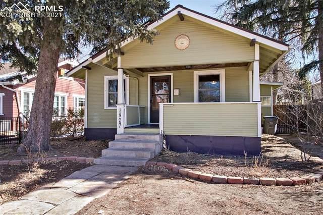 1927 N Corona Street, Colorado Springs, CO 80907 (#9495599) :: The Scott Futa Home Team