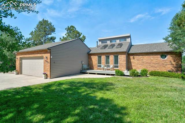 18080 Briarhaven Court, Monument, CO 80132 (#9497195) :: Finch & Gable Real Estate Co.