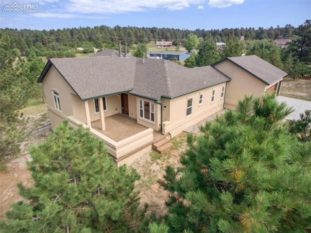 19345 Spring Valley Road, Monument, CO 80132 (#9498356) :: 8z Real Estate