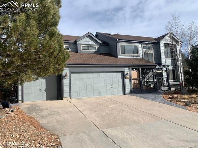 7311 Meadow View, Parker, CO 80134 (#9498474) :: The Harling Team @ HomeSmart