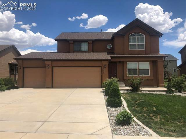 3455 Spitfire Drive, Colorado Springs, CO 80911 (#9499160) :: Tommy Daly Home Team