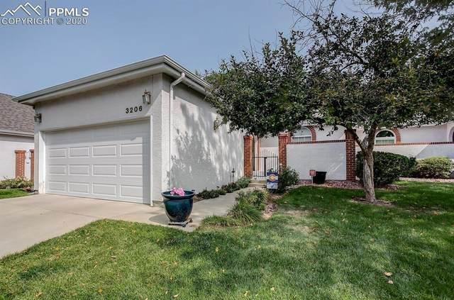 3206 Soaring Bird Circle, Colorado Springs, CO 80920 (#9499313) :: Venterra Real Estate LLC