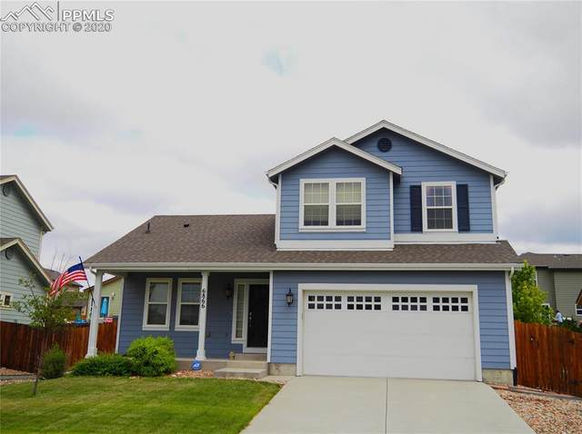 6866 Dusty Miller Way, Colorado Springs, CO 80908 (#9499646) :: Tommy Daly Home Team