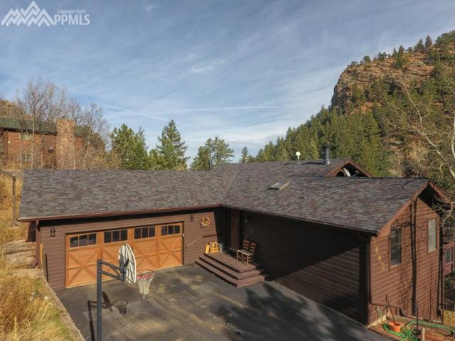1445 Sutherland Creek Road, Manitou Springs, CO 80829 (#9499907) :: 8z Real Estate