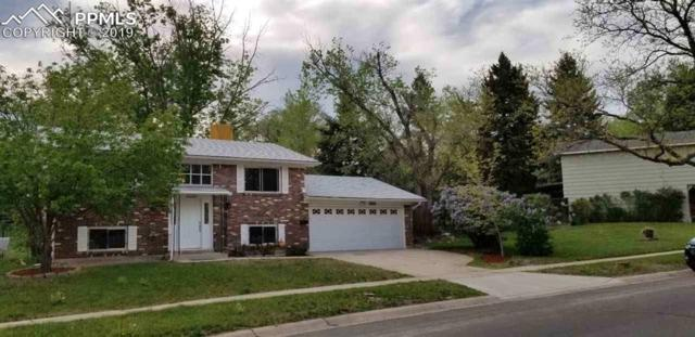 1310 Kingsley Drive, Colorado Springs, CO 80909 (#9500530) :: The Hunstiger Team