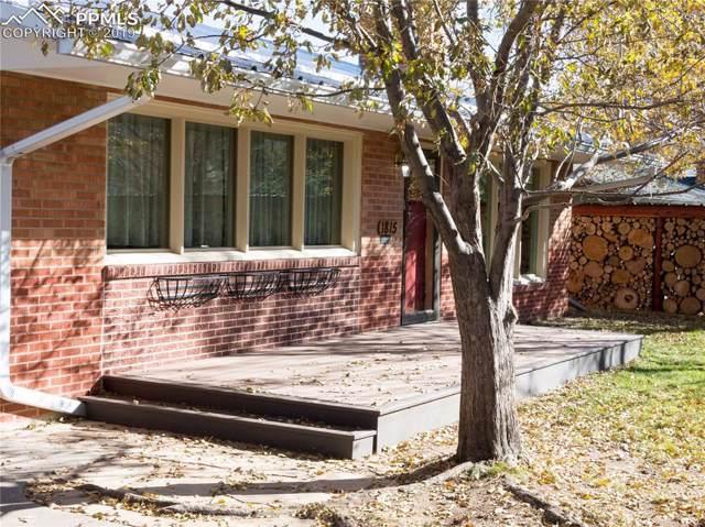 1815 S Eighth Street, Colorado Springs, CO 80905 (#9500821) :: 8z Real Estate
