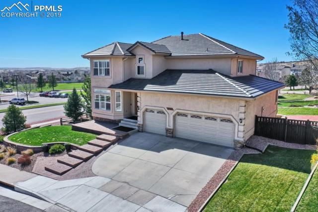 5160 Briscoglen Drive, Colorado Springs, CO 80906 (#9502018) :: The Hunstiger Team