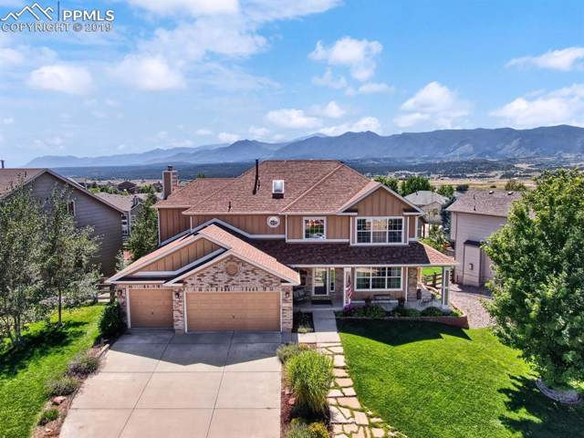 16234 Windy Creek Drive, Monument, CO 80132 (#9503249) :: The Treasure Davis Team