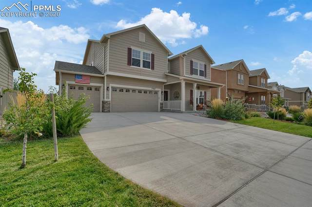 7367 Benecia Drive, Fountain, CO 80817 (#9503420) :: Action Team Realty