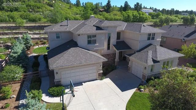2340 Rusty Ridge Court, Colorado Springs, CO 80921 (#9503853) :: Jason Daniels & Associates at RE/MAX Millennium