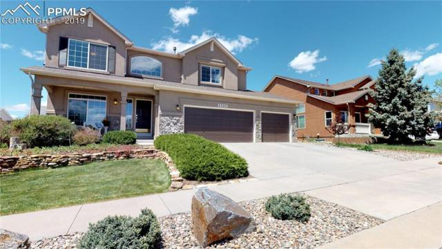 4346 Thornbury Way, Colorado Springs, CO 80922 (#9508117) :: The Treasure Davis Team