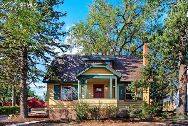 1418 E Pikes Peak Avenue, Colorado Springs, CO 80903 (#9508656) :: Action Team Realty