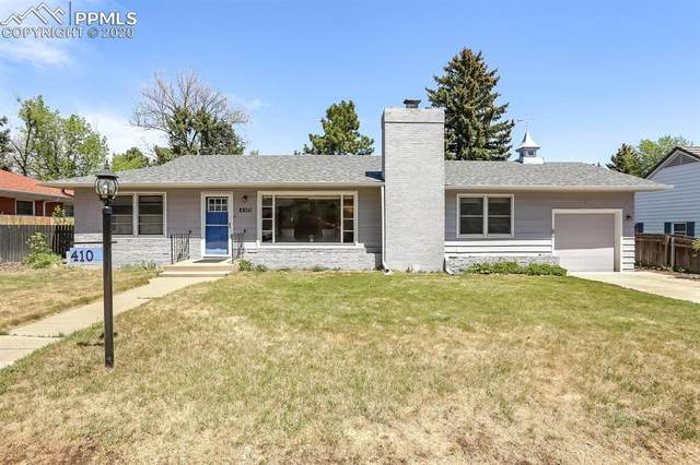 410 Ridgewood Avenue, Colorado Springs, CO 80906 (#9509306) :: Finch & Gable Real Estate Co.