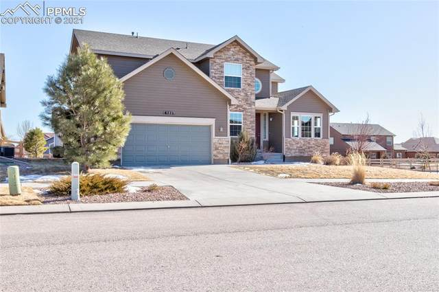6111 Leon Young Drive, Colorado Springs, CO 80924 (#9509517) :: The Dixon Group