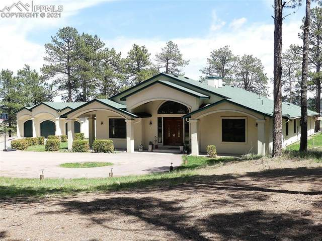 18045 Canterbury Drive, Monument, CO 80132 (#9513937) :: Finch & Gable Real Estate Co.