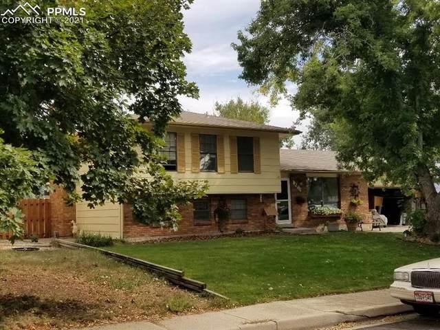 4811 S Hackamore Drive, Colorado Springs, CO 80918 (#9515004) :: 8z Real Estate