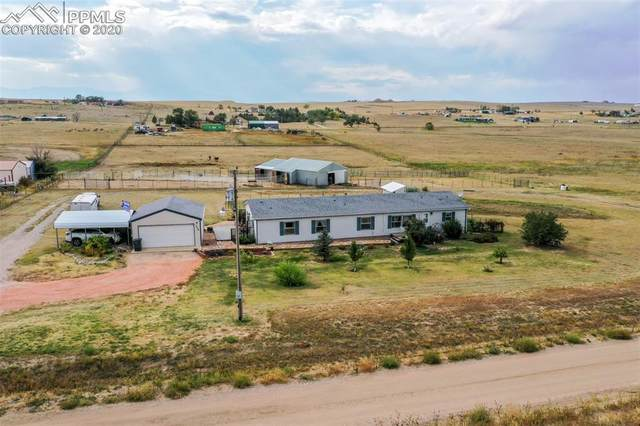 740 Donald Road, Colorado Springs, CO 80930 (#9516395) :: Action Team Realty