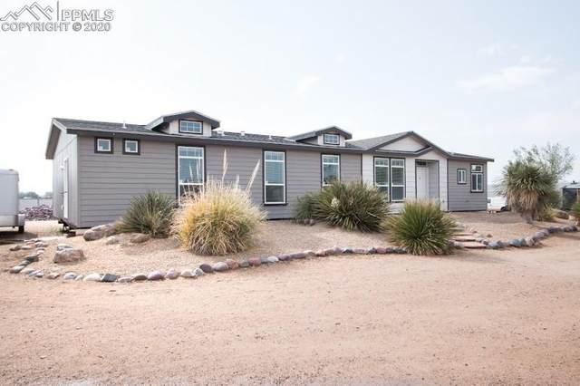 22080 Farmer Road, Calhan, CO 80808 (#9518794) :: Venterra Real Estate LLC