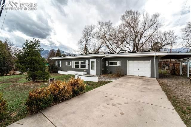 1512 Lorraine Street, Colorado Springs, CO 80905 (#9519198) :: The Kibler Group