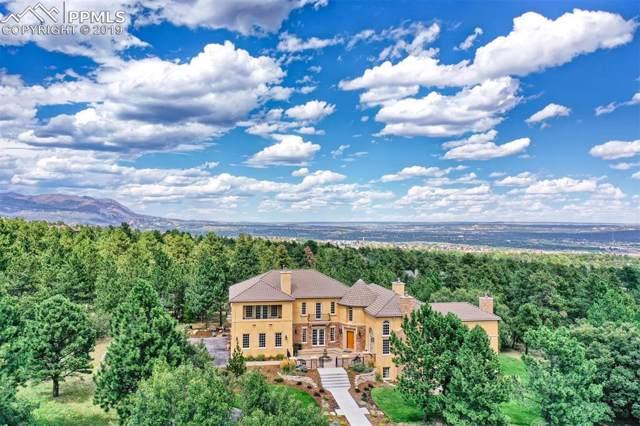 1970 Fox Mountain Point, Colorado Springs, CO 80906 (#9519934) :: The Kibler Group