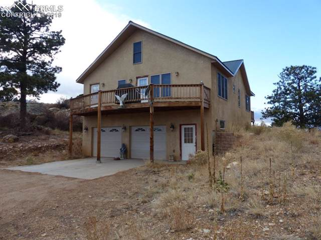 498 Bull Domingo Lane, Westcliffe, CO 81252 (#9520617) :: Tommy Daly Home Team