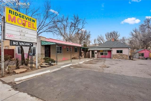 3501 W Colorado Avenue, Colorado Springs, CO 80904 (#9526855) :: Action Team Realty
