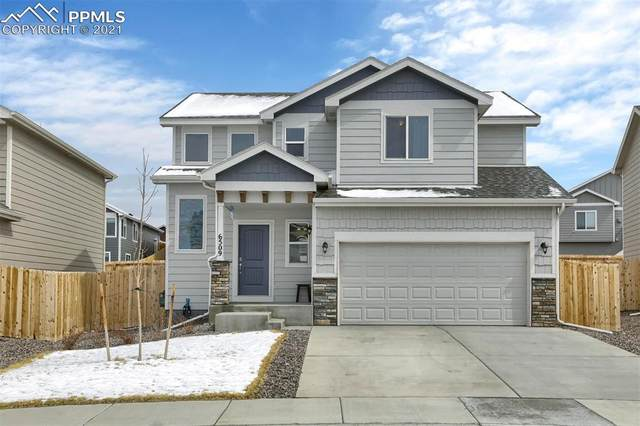 6509 Lamine Drive, Colorado Springs, CO 80925 (#9528077) :: The Kibler Group