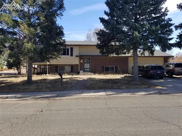 1802 Olympic Drive, Colorado Springs, CO 80910 (#9528559) :: Jason Daniels & Associates at RE/MAX Millennium