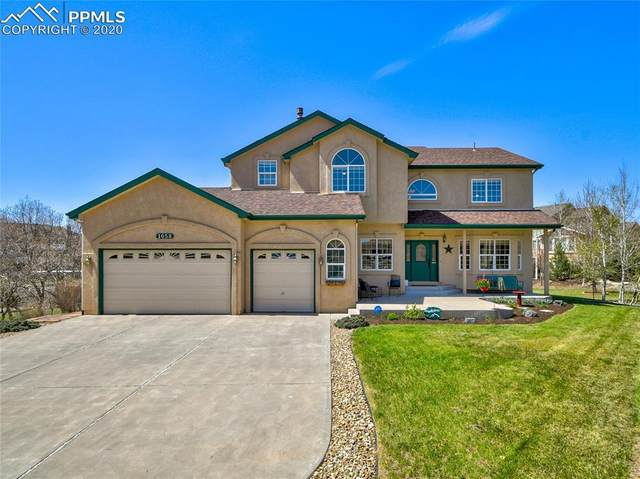 1058 Argosy Court, Colorado Springs, CO 80921 (#9530238) :: Tommy Daly Home Team