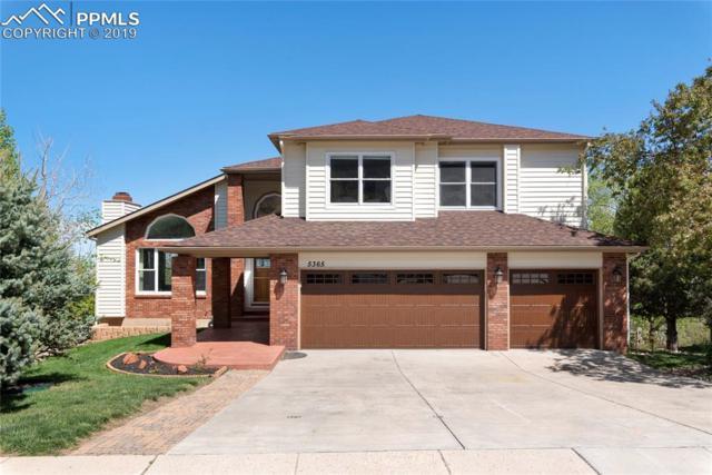 5365 Broadmoor Bluffs Drive, Colorado Springs, CO 80906 (#9530502) :: The Peak Properties Group